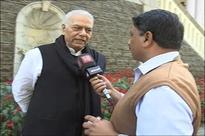 Meeting With Separatists Satisfying: Yashwant Sinha