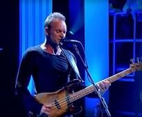 Watch: Sting's new single '50,000' is a homage to Prince, David Bowie's deaths