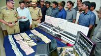 Two big cricket betting rackets busted in Hyderabad