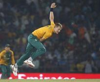 Cricket-South Africa's Morris ruled out of Australia ODI series