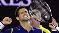 Djokovic aces Federer to reach sixth Australian Open final