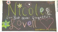 Blacksburg reacts to Nicole Lovell's killing