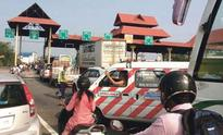 Paliyekkara toll: 65 pc collected within 5 years