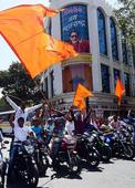 Sena-BJP tussle in Mumbai, BJP gains elsewhere