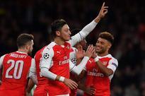 Mesut Ozil treble, Alexis Sanchez gem inspire rampant Arsenal