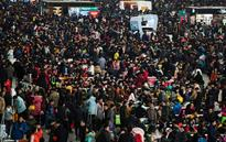 Chinese New Year Brings Celebration, Horrific Travel Conditions