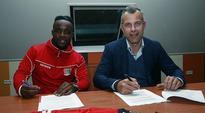 NEC Nijmegen sign Ghanaian striker Reagy Baah Ofosu on three-year deal