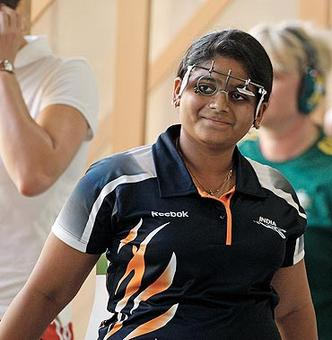 Shooter Sarnobat scripts history; wins World Cup gold