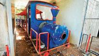 Toy train to make a comeback at Rajesh Khanna Park in Santacruz