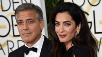 George Clooney and wife Amal blessed with twins - a boy and a girl!
