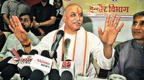 Non-Bailable Warrant against Pravin Togadia, 36 others