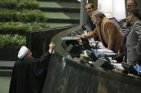 Iran budget proposed