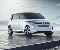 Volkswagen's 'revolutionary' electric concept car could steal the Paris Motor Show