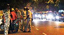 Haryana Police thrash rowdy youths on NYE