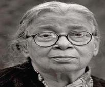 Mahasweta Devi: A voice of courage & gumption who spoke for the under-privileged forcefully