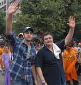Proud of you: Rishi Kapoor on Ranbir's bday