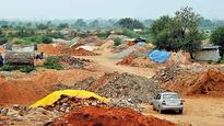 New Thane collector continues action against illegal sand dredgers