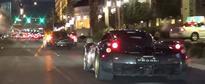 Pagani Huayra BC, Tempesta Huayra Driving on Vegas Strip Make Up For Lost Zonda