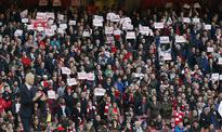 Wenger says Arsenal protesters full of 'disappointed love'