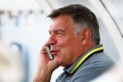 Allardyce 'honoured' to become England manager