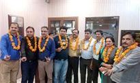Rana elected Chandigarh Press Club president