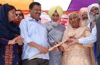 Eye On Dalit Votes, Kejriwal Seeks Bharat Ratna For Kanshi Ram