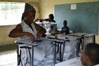 Haitians vote in hopes of restoring constitutional order