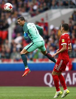 PHOTOS: Ronaldo header gives Portugal victory