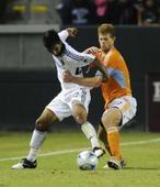 Dynamo trade for L.A. Galaxy fullback A.J. DeLaGarza