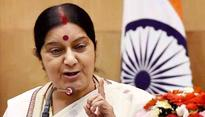 Will do everything to assure safety of Indians in Qatar: Sushma Swaraj