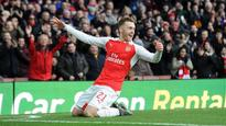 England youngster Calum Chambers set for crucial season as a Gunner