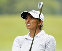Aditi Ashok shoots one-under, lies 56th in LPGA