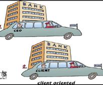 BANKS CLIENT CEO ORIENTED LIMO