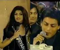 16 years ago: When Shah Rukh proposed Priyanka Chopra for MARRIAGE and she rejected