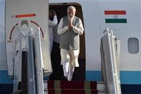 Narendra Modi to begin five-nation tour from 4 June