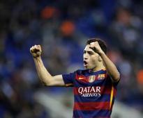 Sublime Messi pulls strings for Barcelona