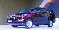 Toyota Innova Crysta bookings to commence in March 2016