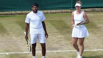 Bopanna-Dabrowski crash out in mixed doubles quarters