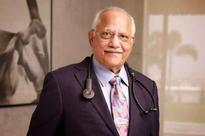 Apollo Hospitals chairman hospitalised