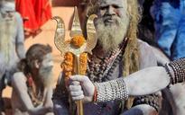 Sadhvi arrested after samadhi bid at Simhastha Kumbh
