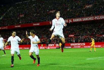 La Liga: Sampaoli outshines Emery as Sevilla join title race