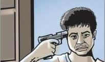 Cop shoots self in Chandigarh with his servi...