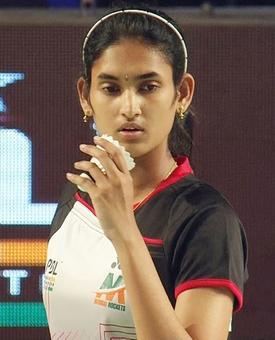 Uber Cup: Saina loses, but Ruthvika assures India bronze