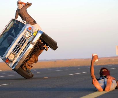 PHOTOS: The odd, odd world we live in!