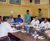 PCI Sub Committee headed by Member S N Sinha meets Raj Daluja and A K Sawhney