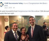Could your Congressman pass an FBI security check? Ami Bera of California would flunk big time