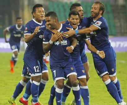 Sports Shorts: Nelson secures win for Chennaiyin FC