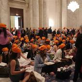 White House Hosts Event Celebrating 'Remarkable Life' of Sikh Religion's Founder