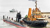 Jaitley lauds scientists, engineers post test firing torpedo from Scorpene submarine