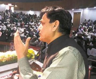 Fingers raised at PM Modi will be broken, chopped off: BJP's Bihar chief
